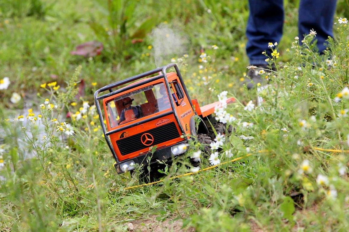 RC Truck Trial 1