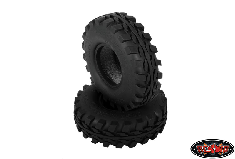 USSR 1.9 Scale Military Tires